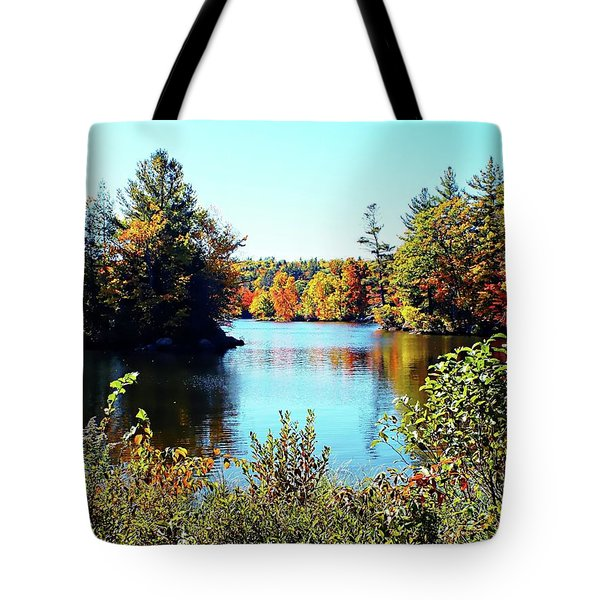 Tote Bag featuring the photograph From Vermont With Love by Joseph Hendrix