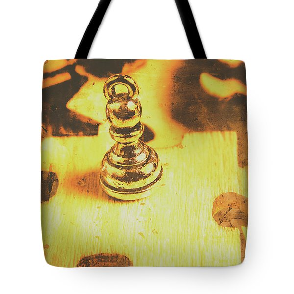 From Vintage Games Past Tote Bag