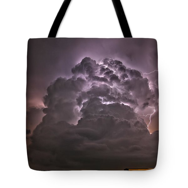From Within Tote Bag by James Menzies