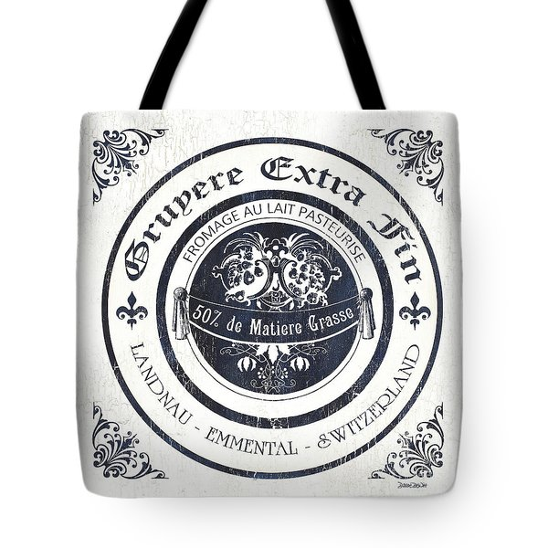 Fromage Label 2 Tote Bag