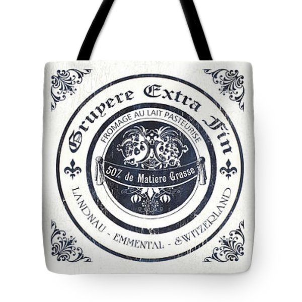 Fromage Panel 1 Tote Bag
