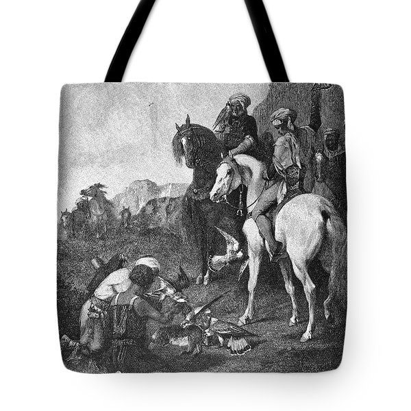Fromentin: Hawking Tote Bag by Granger