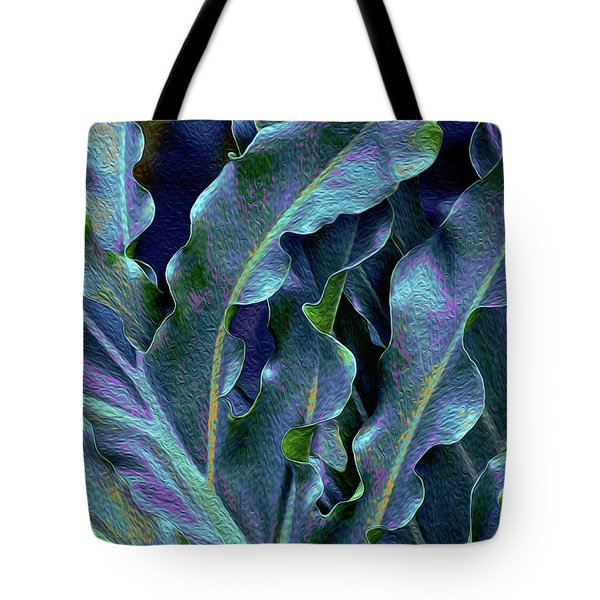 Fronds 53 Tote Bag