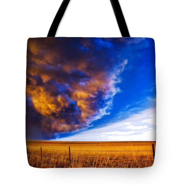 Front At Sunset 2 Of 2 Tote Bag