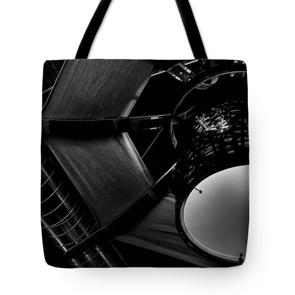 Front Door Light 2 Tote Bag