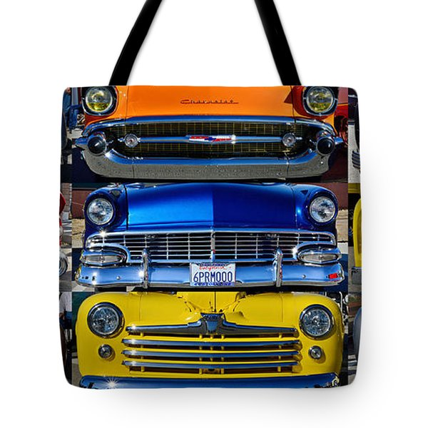 Front Ends Tote Bag