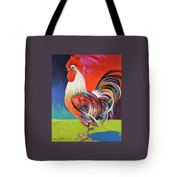 Front Range Monarch Tote Bag