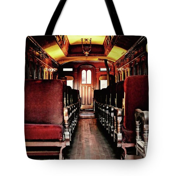 Front Row Seating Tote Bag