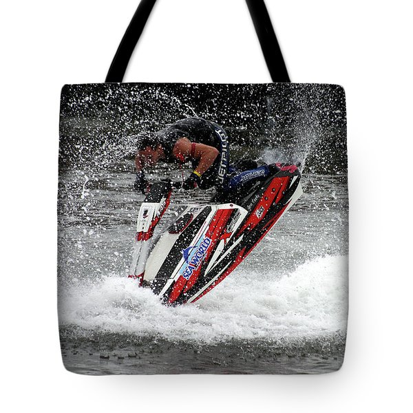 Front View Tote Bag