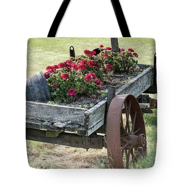 Front Yard Decor Tote Bag