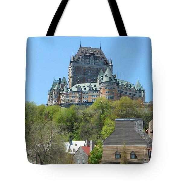 Frontenac Tote Bag