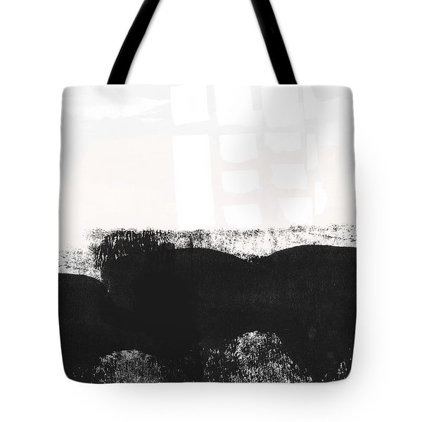 Frontier 24- Modern Abstract Art By Linda Woods Tote Bag