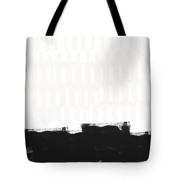 Frontier 25- Modern Abstract Art By Linda Woods Tote Bag