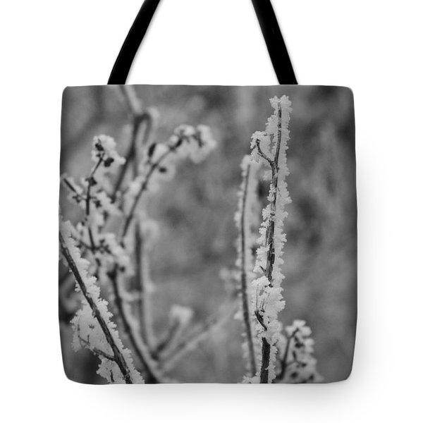Frost 1 Tote Bag