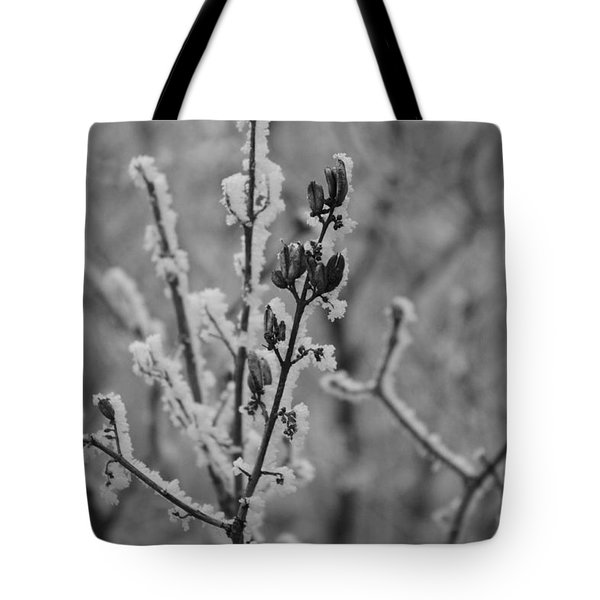Frost 5 Tote Bag