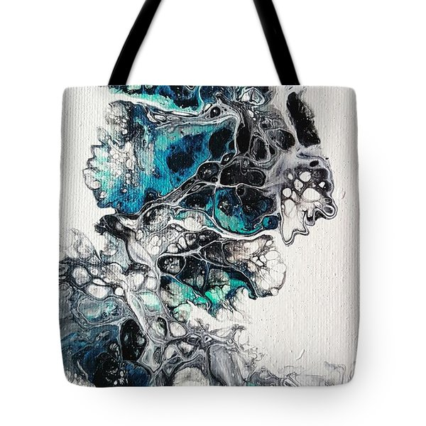 Frost And Ice Tote Bag