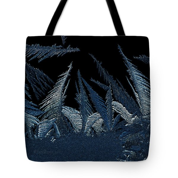 Frost Forest 2015 Tote Bag