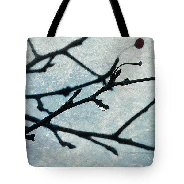Tote Bag featuring the photograph Frost by Jackson Pearson