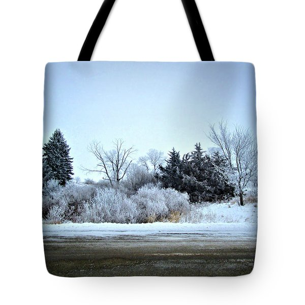 Frostie Tote Bag