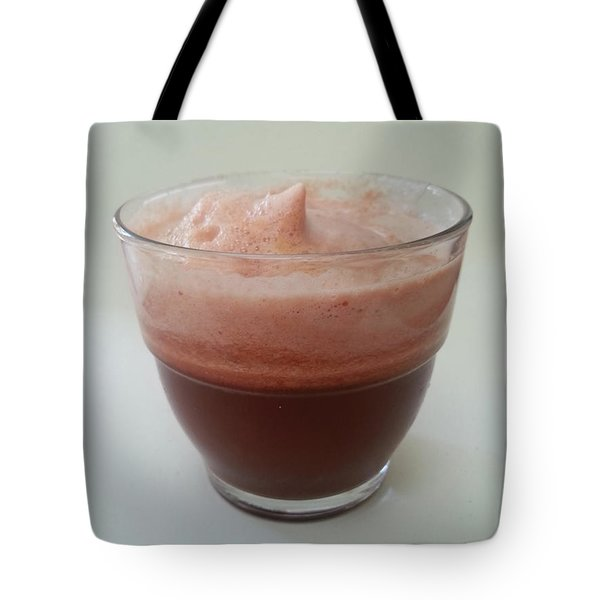 Frothy Delight Tote Bag