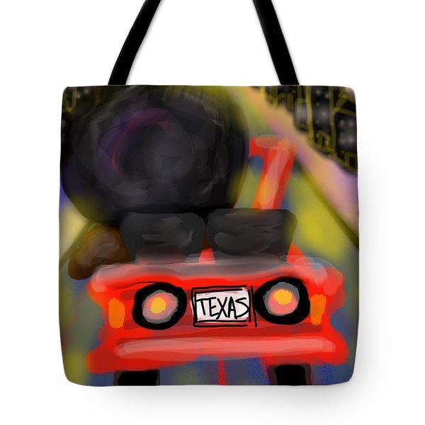 Froward Tote Bag