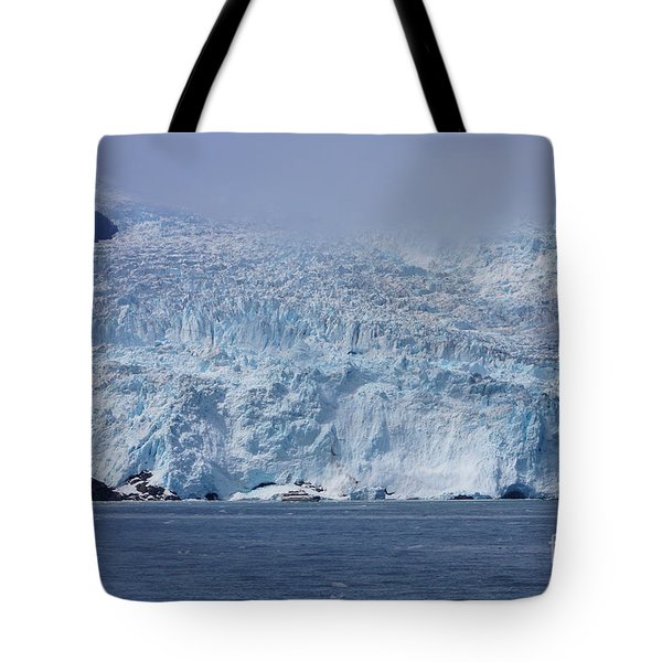 Frozen Beauty Tote Bag