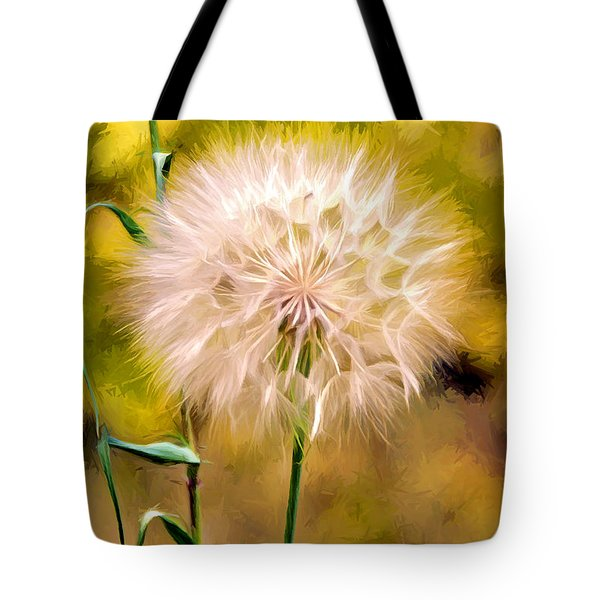 Frozen In Time Tote Bag by James Steele