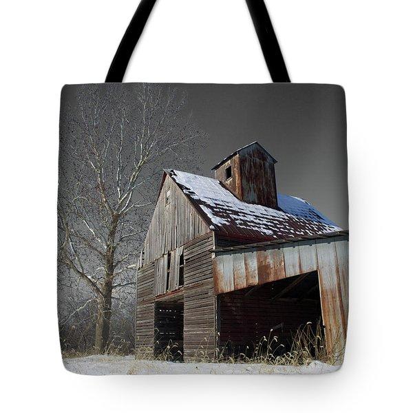 Frozen Letcher Tote Bag