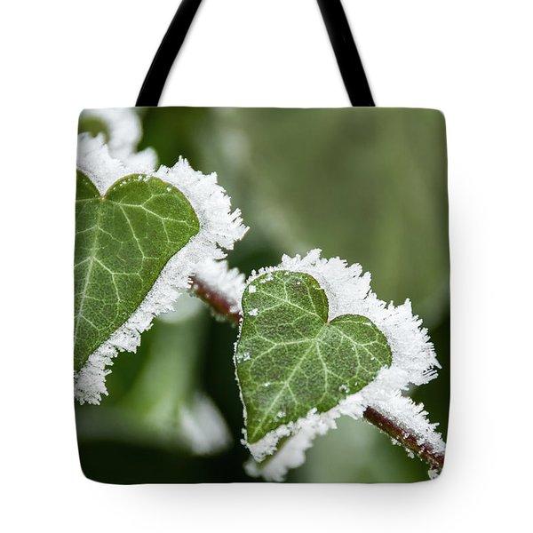 Frozen Love Tote Bag