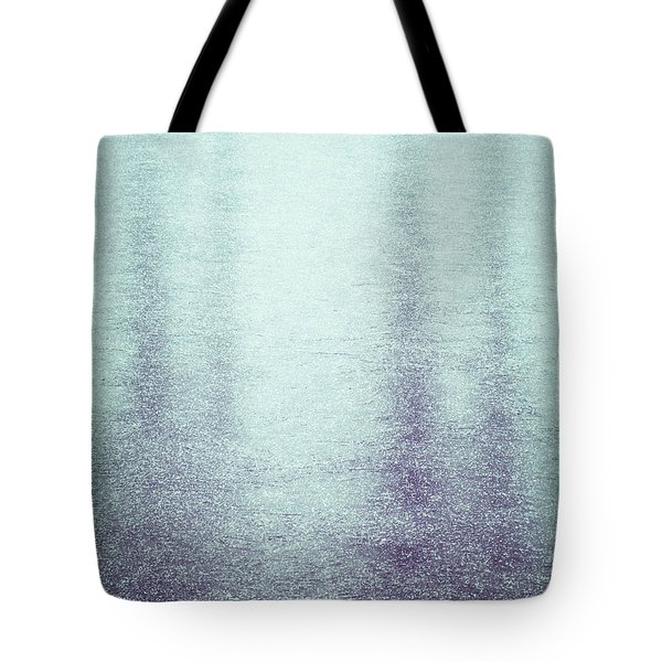 Frozen Reflections Tote Bag by Wim Lanclus