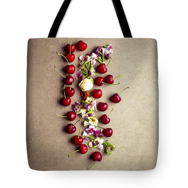 Fruit Art Tote Bag