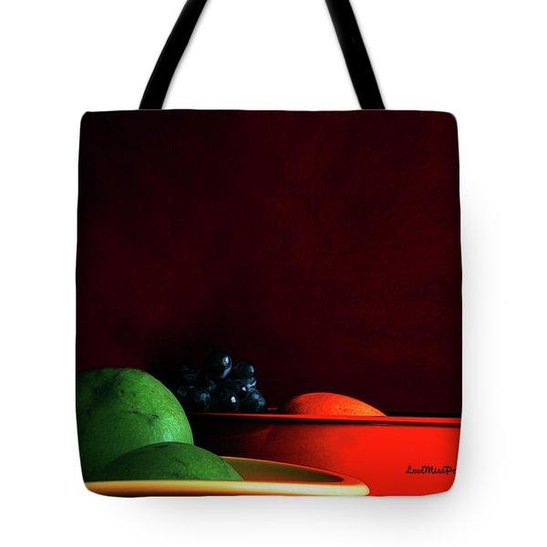 Fruit Art Photograph Tote Bag