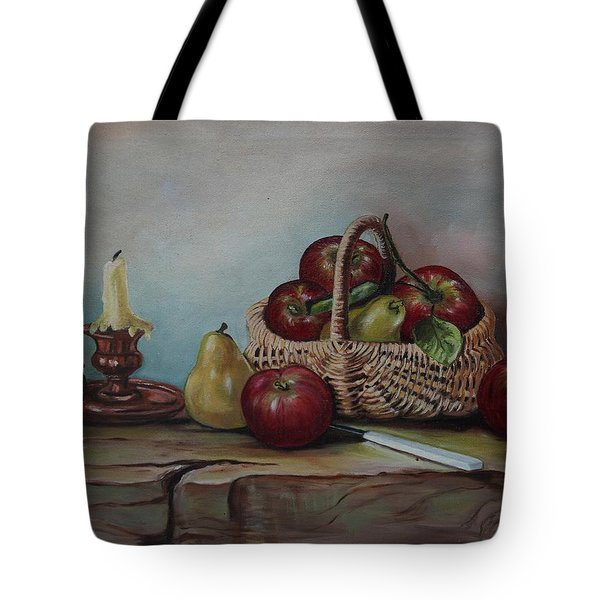 Fruit Basket - Lmj Tote Bag