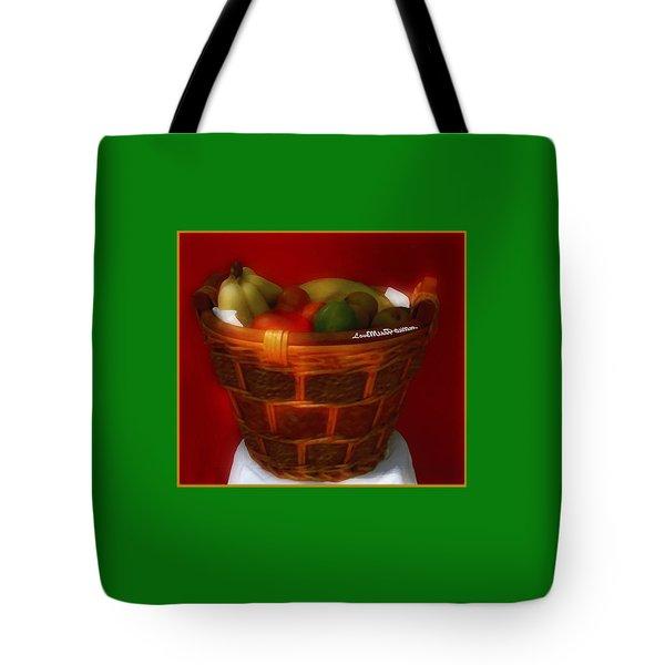 Fruit  Art 5 Tote Bag
