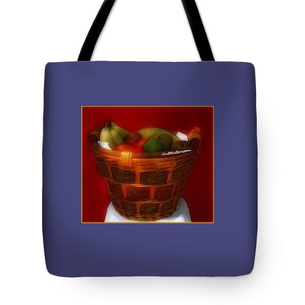 Fruit  Art 3 Tote Bag