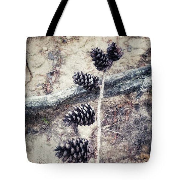Fruit Of The Pine Tote Bag
