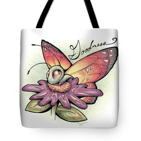 Fruit Of The Spirit Goodness Tote Bag