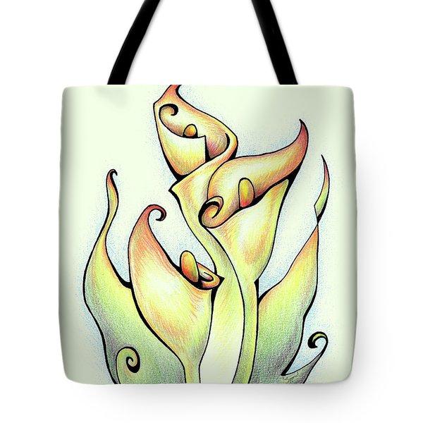 Fruit Of The Spirit Series 2 Faithfulness Tote Bag