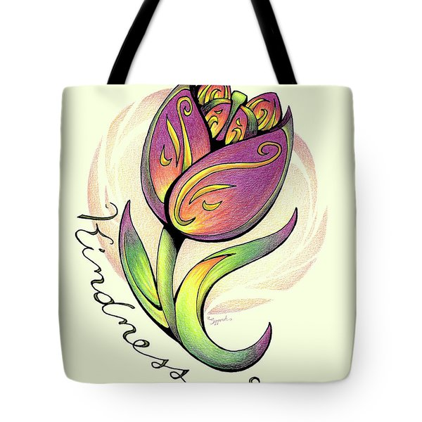 Fruit Of The Spirit Series 2 Kindness Tote Bag