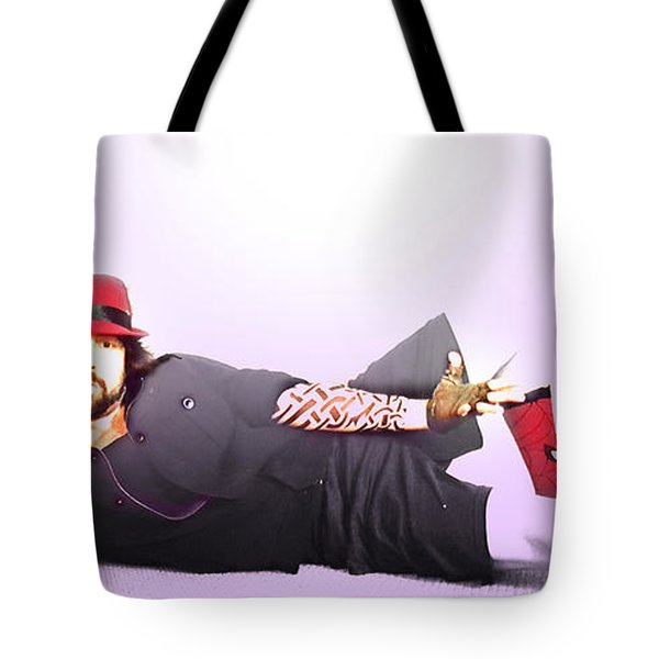 Fruitcake By The Ocean Tote Bag