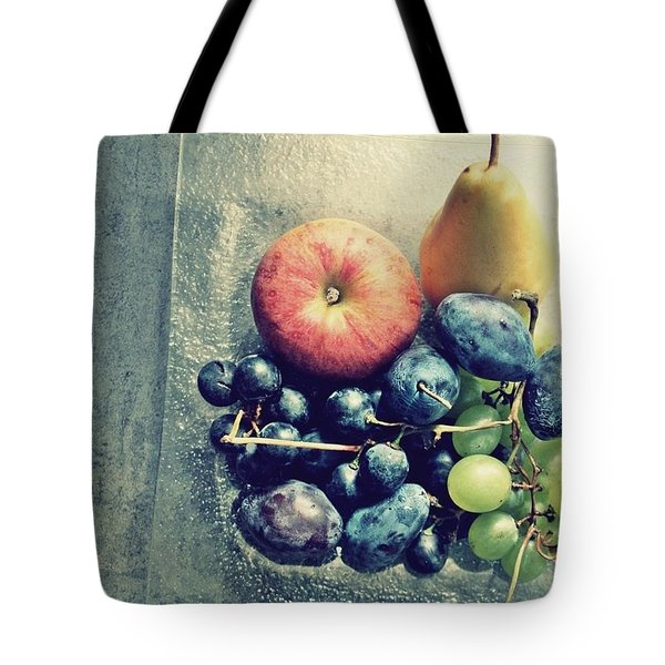 Fruitful Autumn Tote Bag