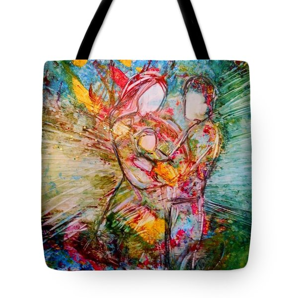 Fruitful Tote Bag