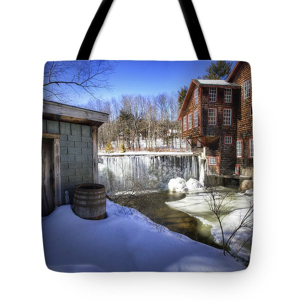 Frye's Measure Mill Tote Bag by Eric Gendron