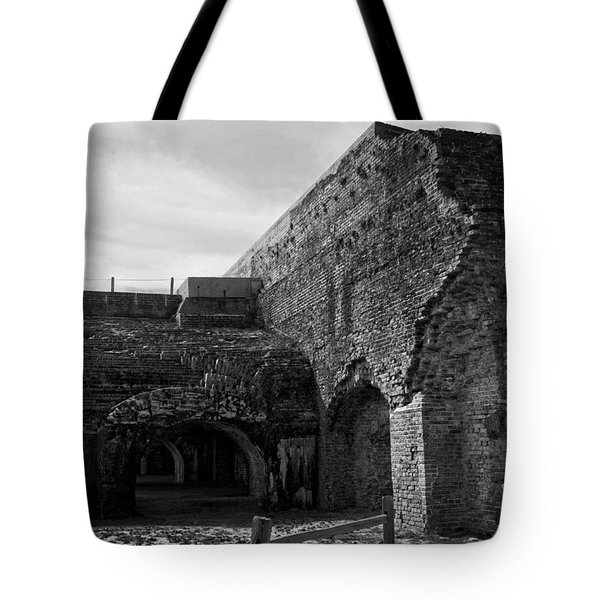 Ft. Pickens Explosion Tote Bag