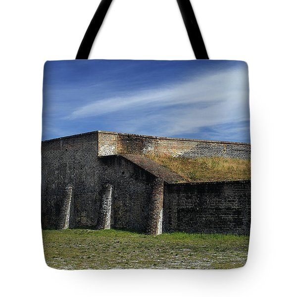 Ft. Pickens Moat Tote Bag