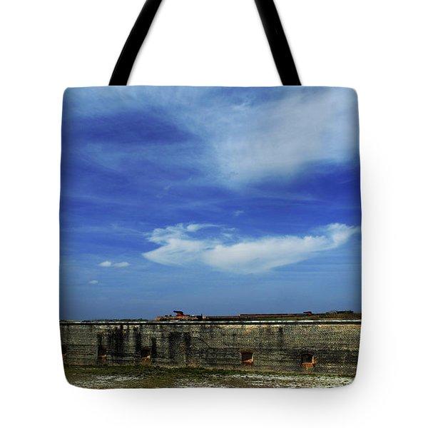 Ft. Pickens Sky 2 Tote Bag