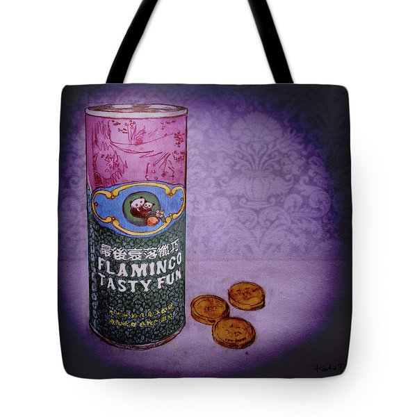 Ftf Can And Coins Tote Bag