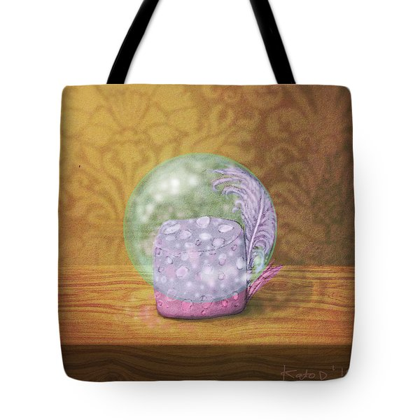 Ftf In A Bubble Tote Bag
