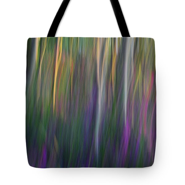 Fuchsia At Dawn Tote Bag