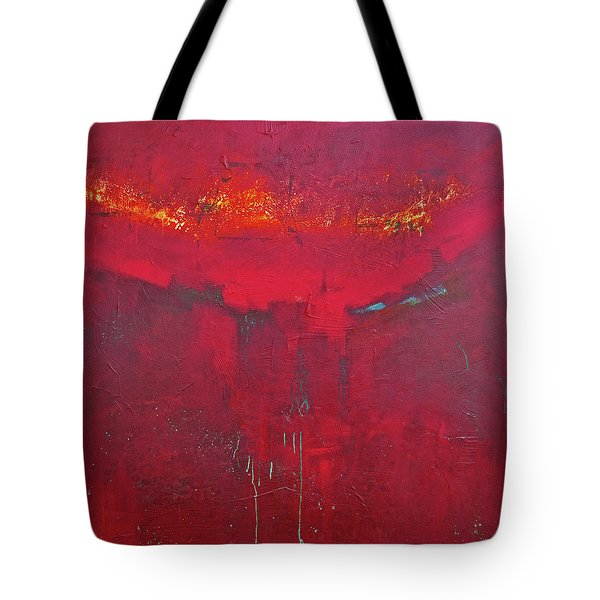 Fuego Tote Bag by Filomena Booth